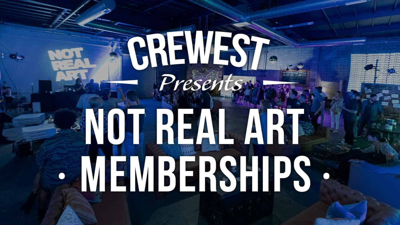 Not Real Art Membership Programs