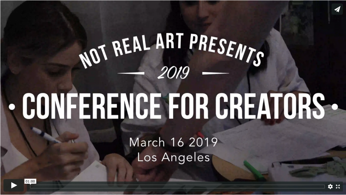 Conference for Creators