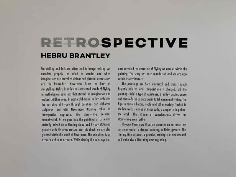 retrospective by hebru