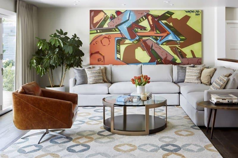living room by nina