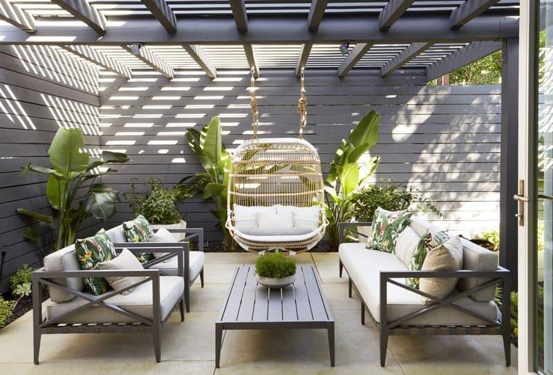 patio design by nina hiken