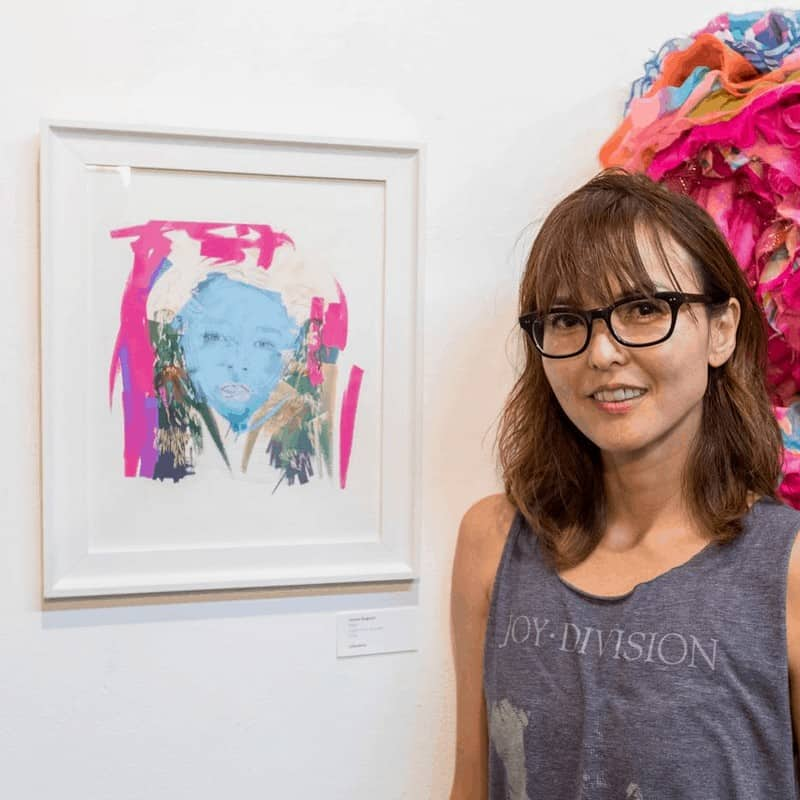 Artist Jessie Noguchi