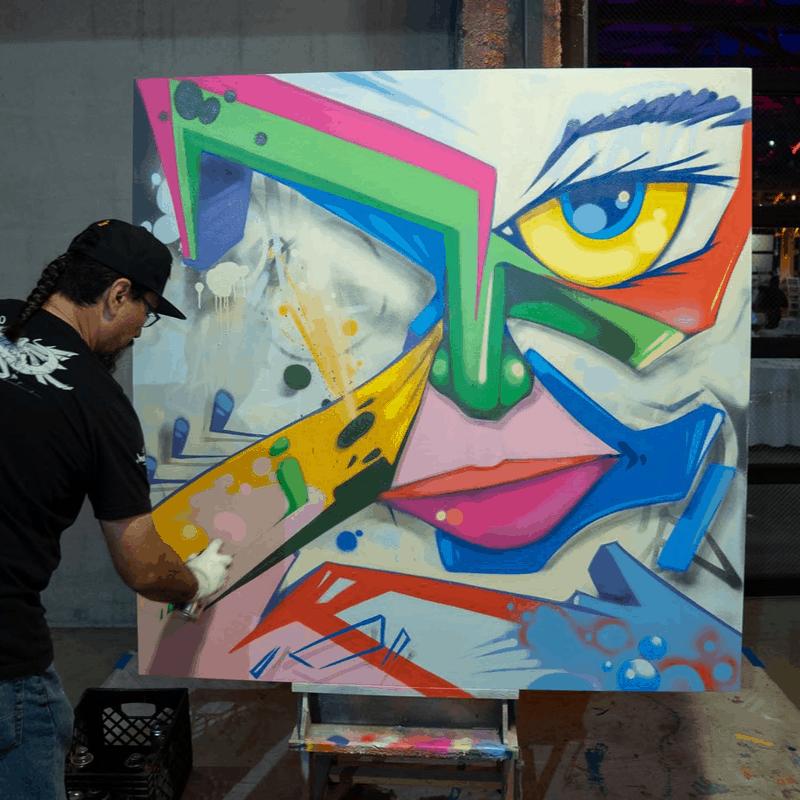 Artist Man One