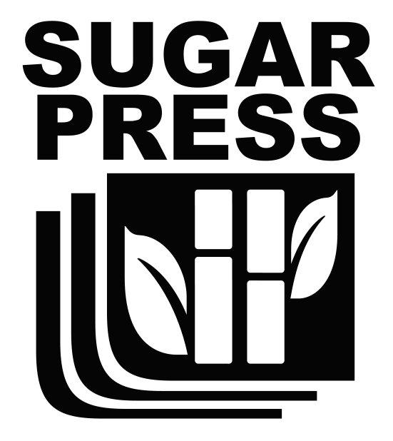 sugar press art logo
