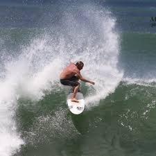 kevin zinger surfing
