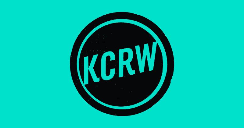 kcrw brand logo