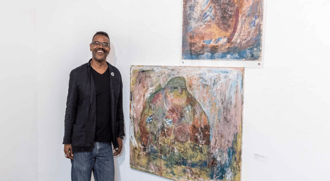 NOT REAL ART Talks to Artist Eben Eldridge; 2019 Art Grant Recipient