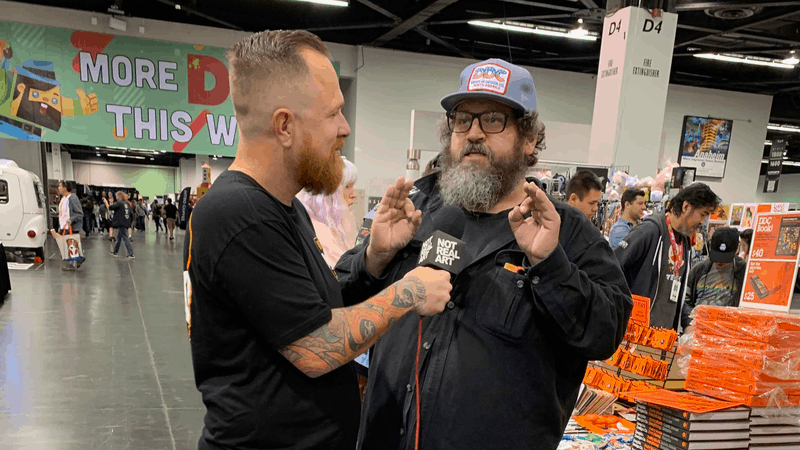 mark brickey interviews artist aaron draplin
