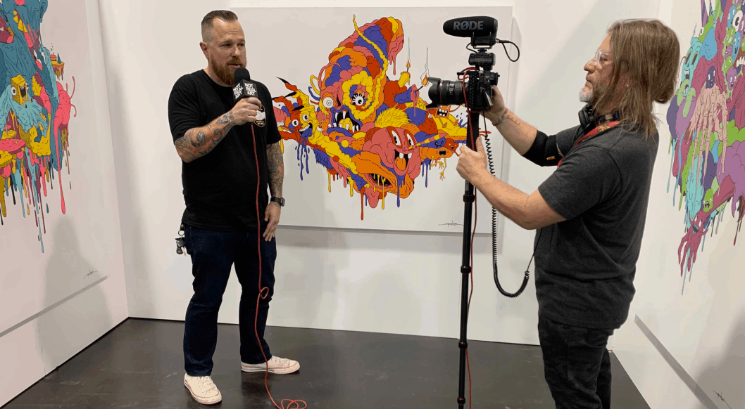DesignerCon 2019 with Mark Brickey from Adventures in Design