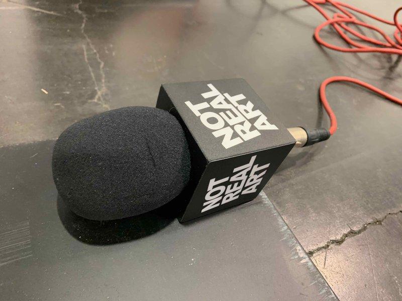 microphone drop