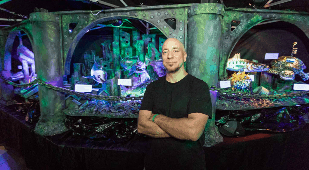 NOT REAL ART and Artist Bill Kieffer Announce 'City of Fish' Collaboration
