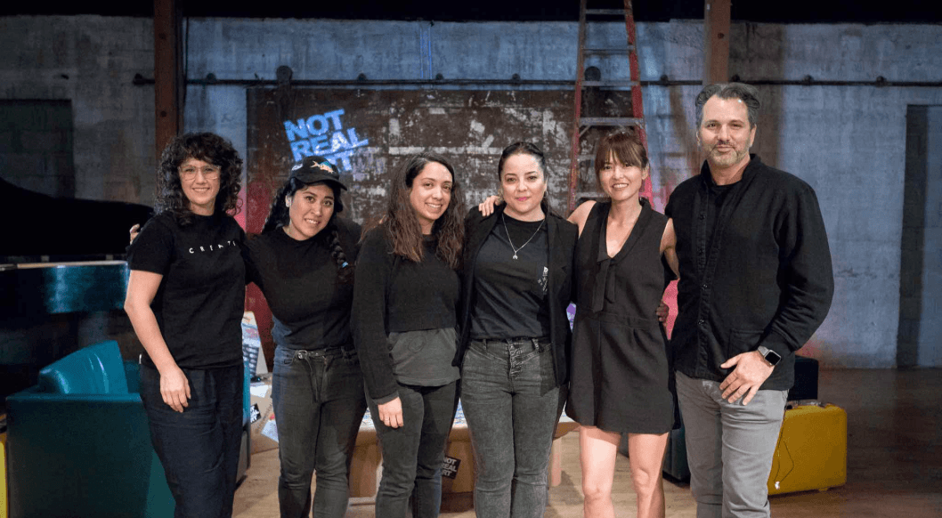 NOT REAL ART Talks to Artists Marguerite Kalhor, Monica Leal Cueva, Juliana Bustillo, and Jessie Noguchi — 2019 Grant Winners