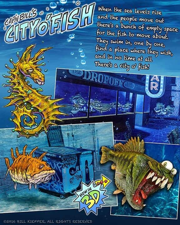 Cap'n Bill's City o' Fish