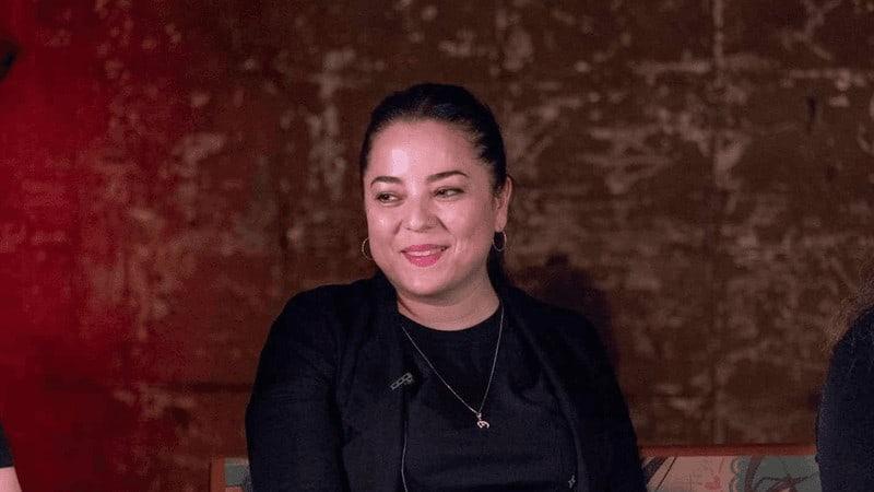 Artist Monica Leal Cueva