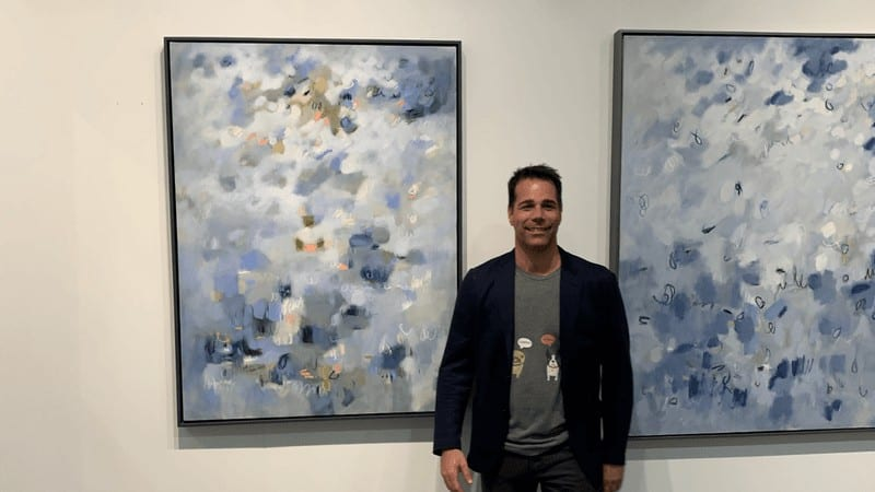 Linc Thelen at Art Basel Miami 2019