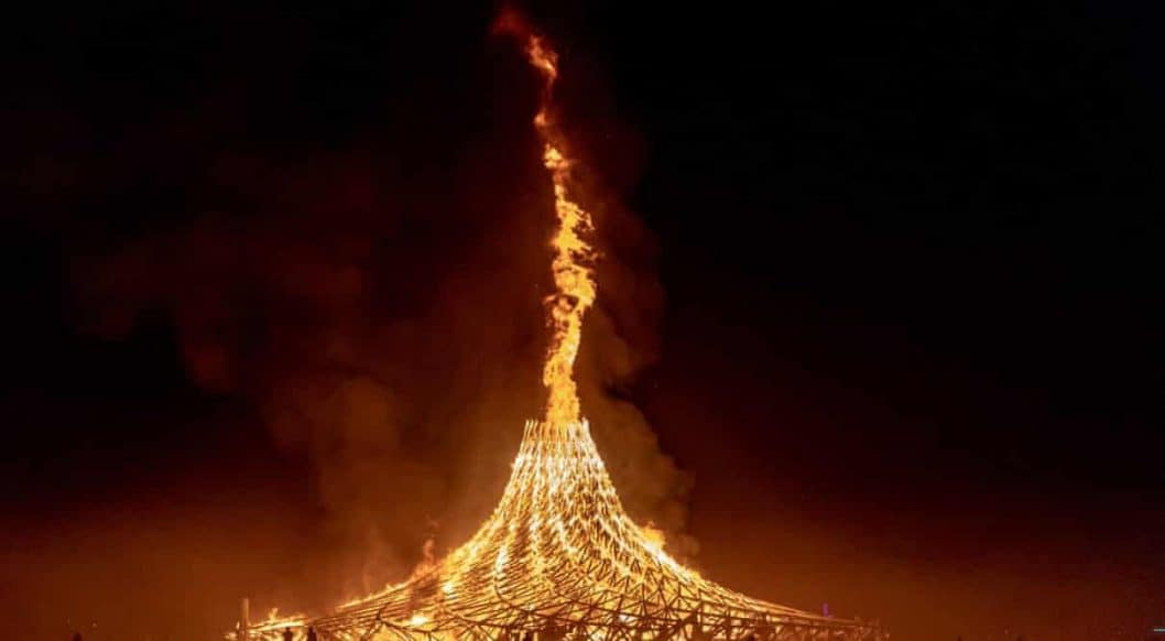 New Burning Man Documentary 'Art on Fire' is Pandemic-Approved Entertainment