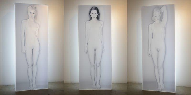 Three Graces 2014 by Gershon Kreimer