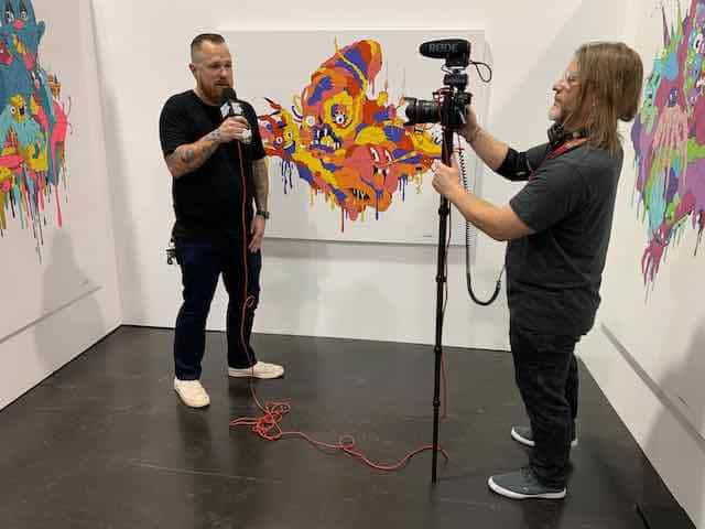 Mark reporting from DesignerCon 2019