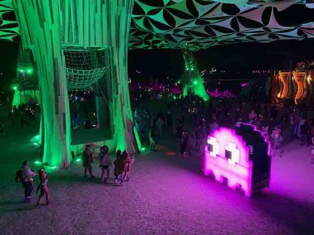 Burning Man 2019. Photo credit: Sourdough