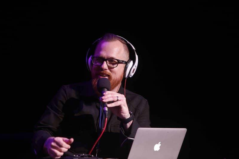 Mark hosting artist panels at DesignerCon 2016