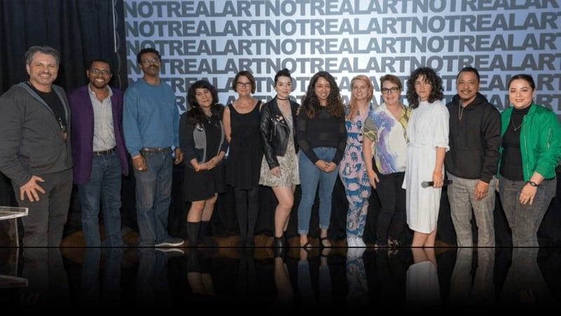 2019 Not Real Art Grant Recipients