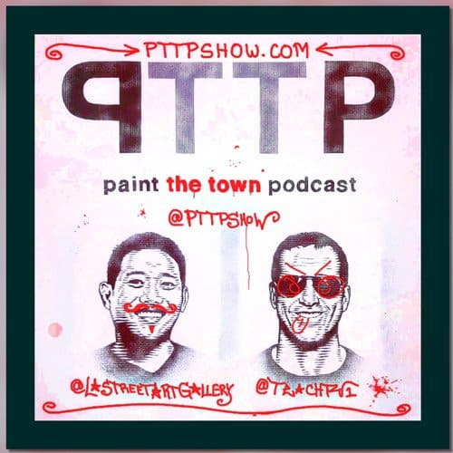 Deck The Halls: It's Our Holiday Special Podcast with Paint The Town Podcast Hosts James Shen + Teachr1
