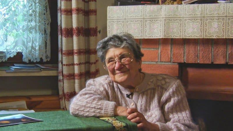 Celestina Peruggia, Vincenzo Peruggia's daughter.