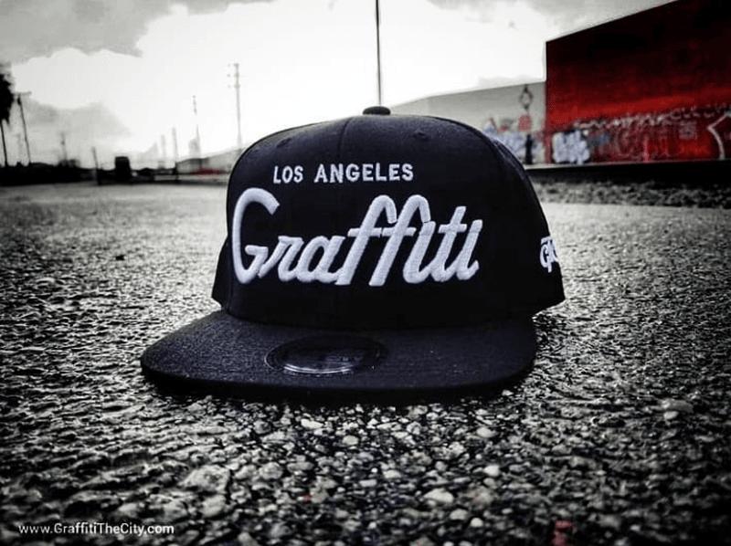 Graffiti The City Snapback