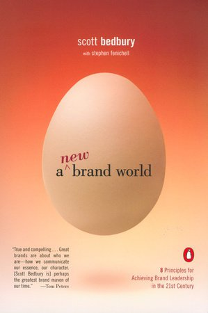 A New Brand World: a classic business book and must read for any entrepreneur or business person