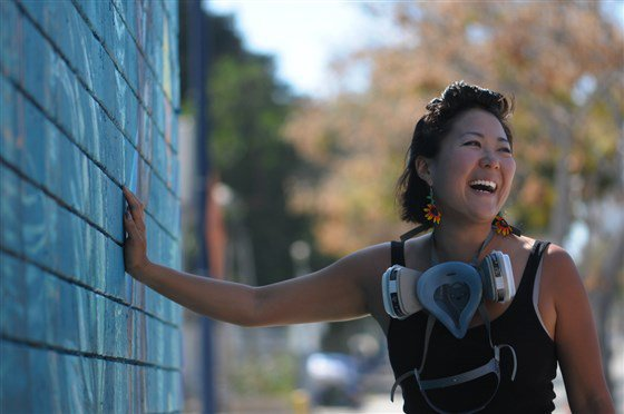 Erin Yoshi: Global Muralist and Community Instigator