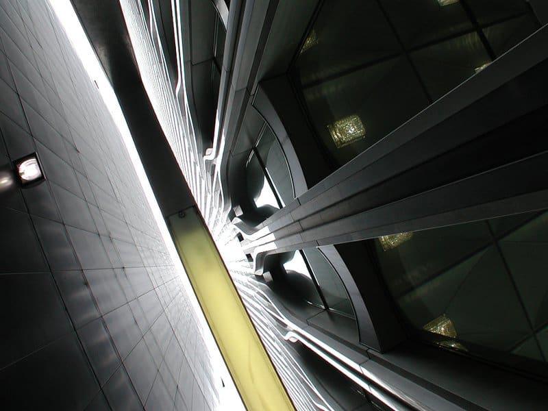 Under The Railing by Juergen Berkessel, 2000