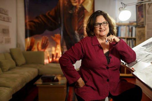 Dr. Judy Baca, Artist, Educator + Social Justice Advocate