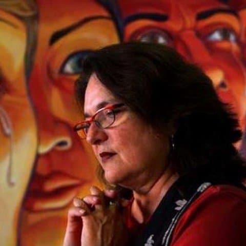 Artist Judy Baca