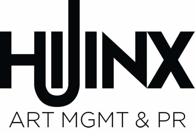 HiJinx Art Management + PR logo