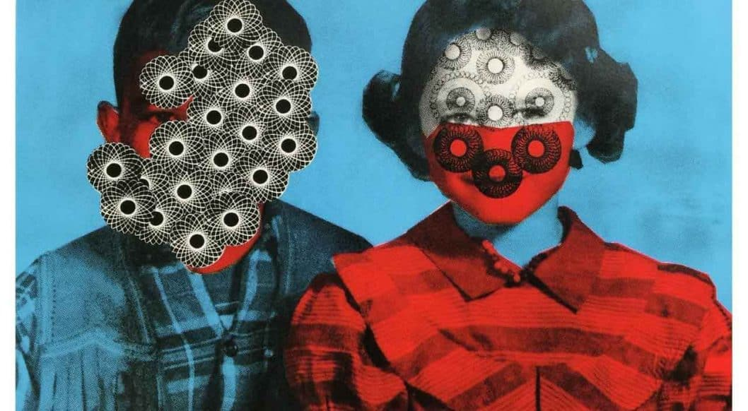 Q+Art: Collage Artist Darcy Yates Creates Haunting Portraits From Vintage Photographs