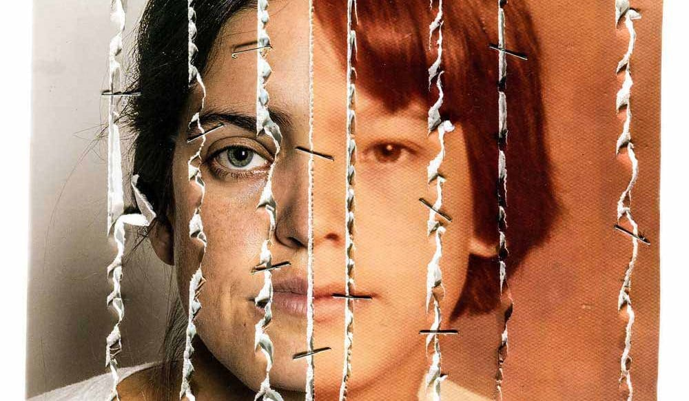 Artist Alissa Ohashi creates mixed media collages that investigate ancestral trauma.