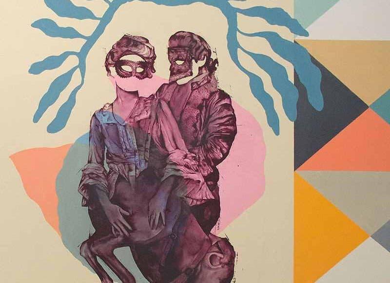 Q+Art: Dan Monteavaro Conjures Magic and Mythology with Wildly Imaginative Paintings