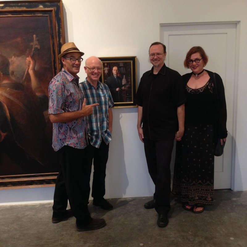 Greg Escalante + Jon Swihart, Mark Ryden, Marion Peck