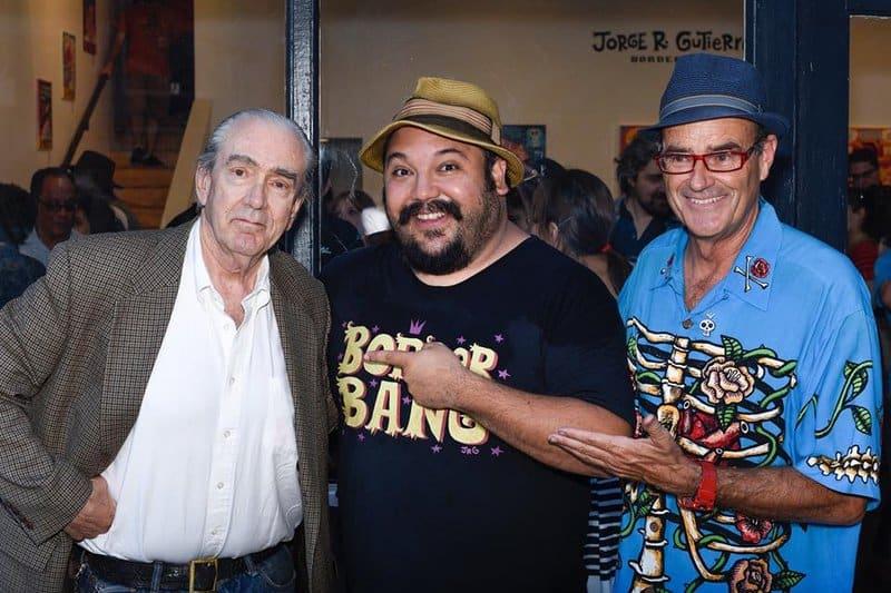 Robert Williams, Jorge Gutierrez + Greg Escalante