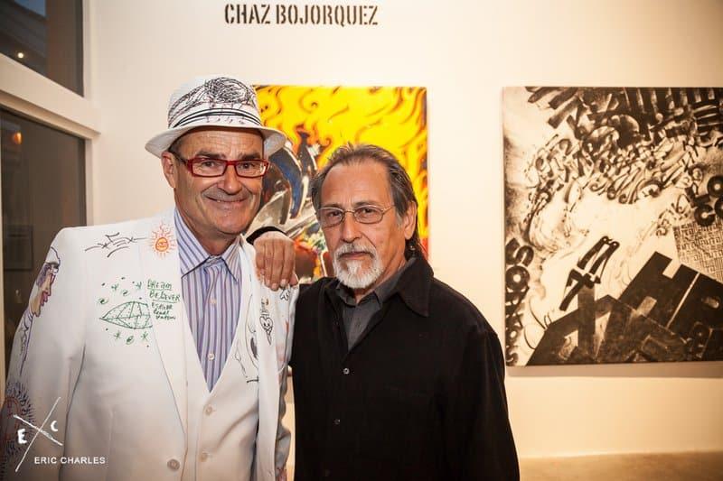 Greg Escalante + Chaz Bojorquez