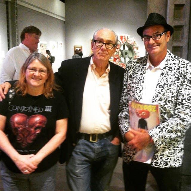 Wendy Sherman + Robert Willams + Greg Escalante