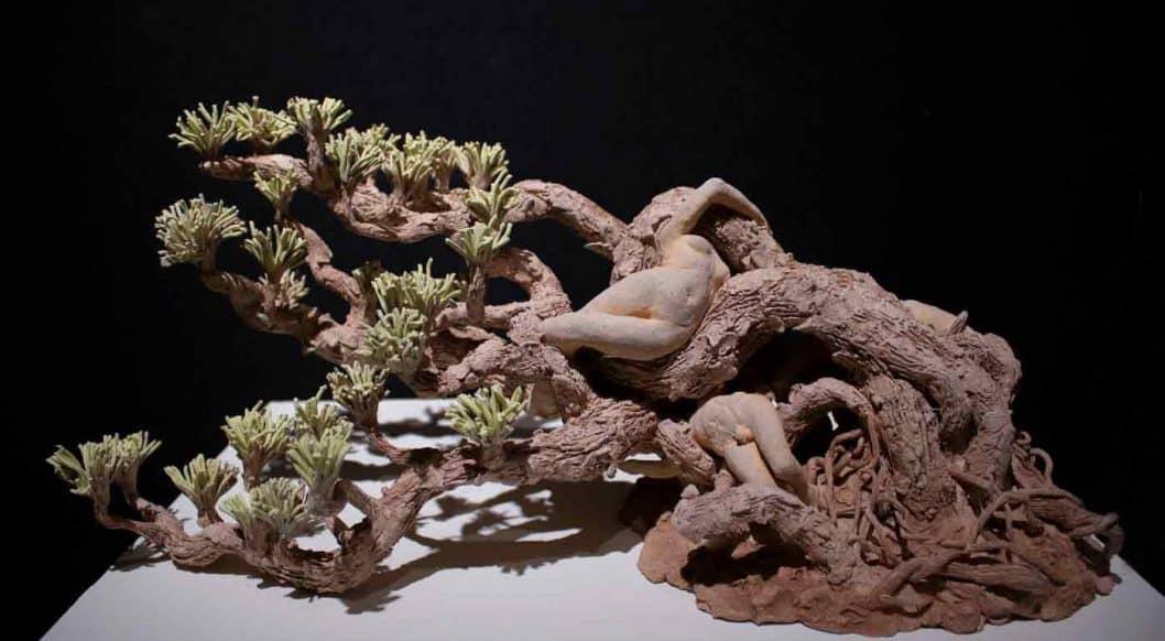 Q+Art: Sculptor Regi Donadio Rewrites the History of the Female Nude