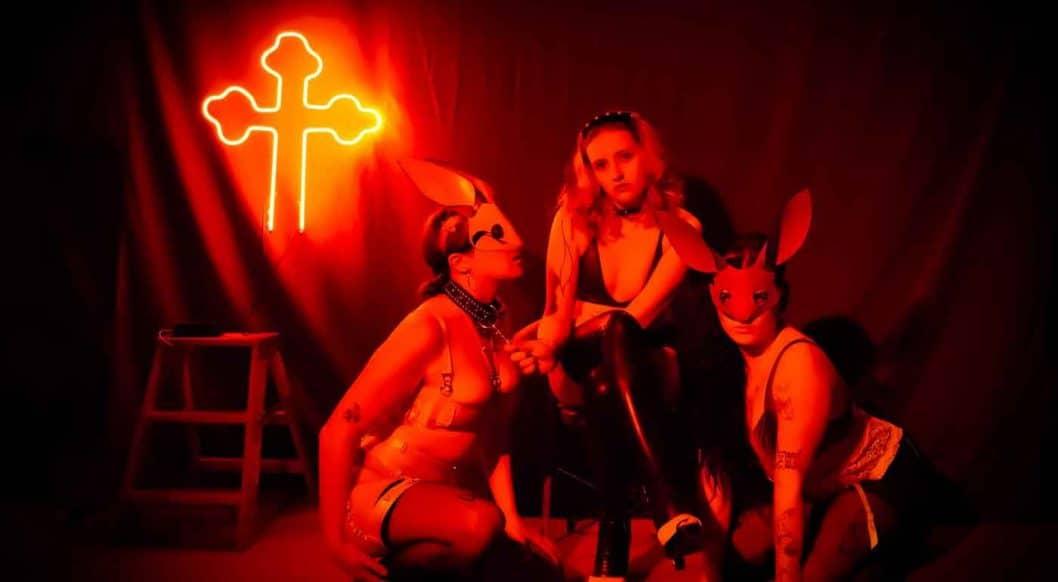 Q+Art: Artist Natalie Lambert Reclaims Control with Fetish and Fantasy