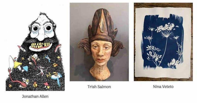 Sandhill Artists