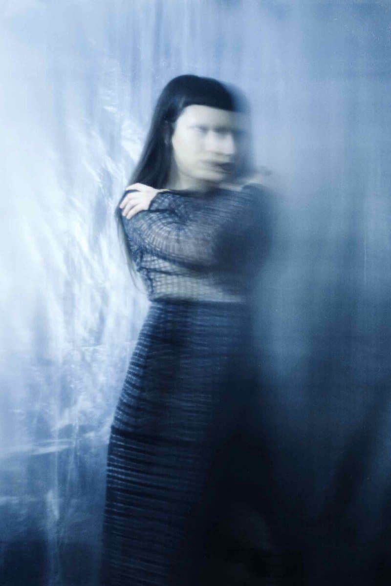 Working with experimental digital media, London-based photographer Morrigan Rawson brings classic cyber cinema and '90s goth into the 21st century.