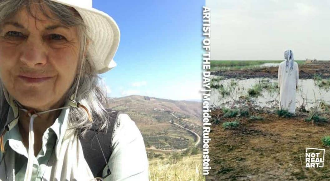 Meridel Rubenstein – A Santa Fe Photographer Turns Eden on Its Side