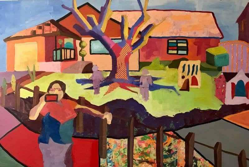 Jazmin Castaneda. Grandma's House