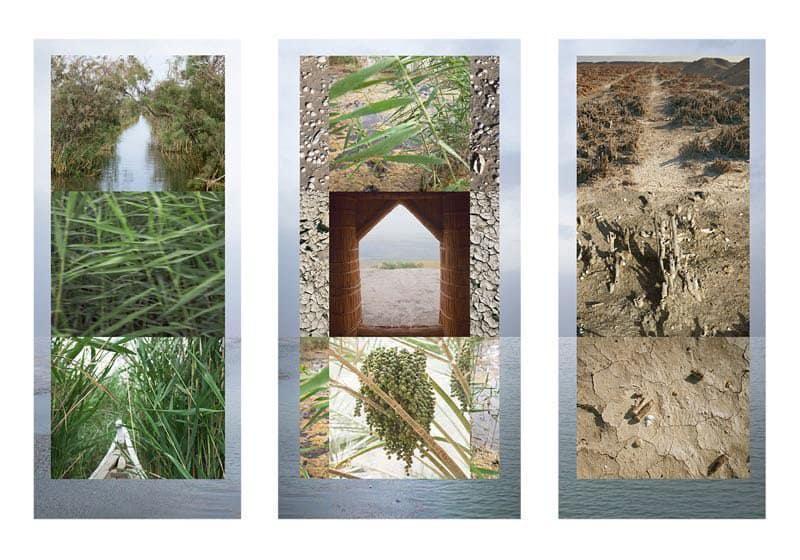 Meridel Rubenstein. Eden Again , Southern Iraq Marshes, 2011-17