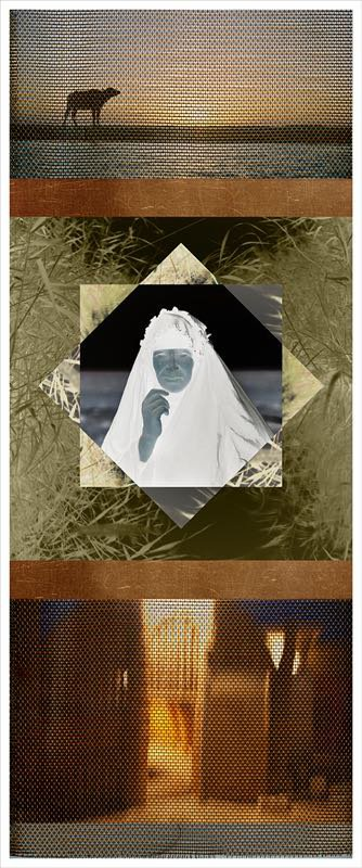 Meridel Rubenstein. Inanna of the Marshes, 2017