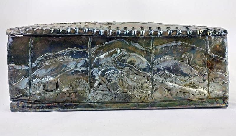 Philip Thomas. Codex Relief, 2021